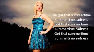 download lagu Summertime Sadness - Lana Del Rey By Madilyn Bailey gratis