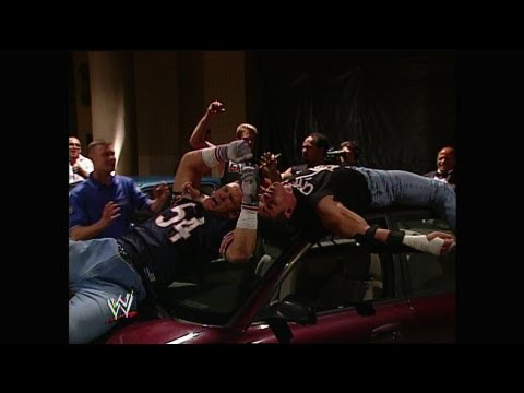 WWE Classics-Parking Lot Brawl: Eddie Guerrero vs. John Cena 9/11/03