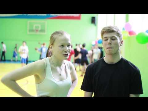 Спортивные игры школ г. Екатеринбург