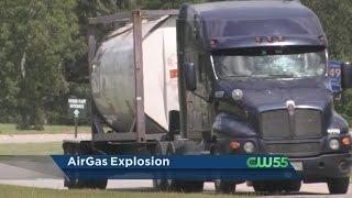 Airgas Tanks Investigation