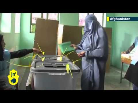 Afghanistan Presidential Elections: Historic vote underway in war-torn Asian nation
