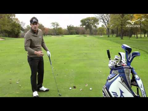 Luke Donald:  Mizuno Masterclass 13 / Right side pin 175 yards