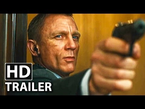 James Bond Skyfall - Trailer 2 (deutsch | German) | Hd video
