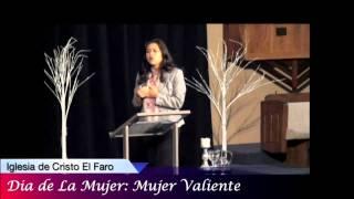 Conferencia de Mujeres 2016 - Mujer Valiente