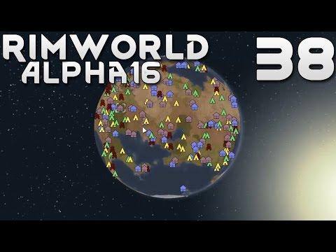 Прохождение RimWorld Alpha 16 EXTREME: #38 - СИЛА В МИНОМЕТАХ!
