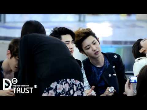 120525 Chanyeol  D.O. Playful so cute!! Music Videos