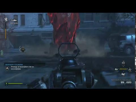 MODO EXTINCION MULTIJUGADOR COD : GHOSTS EN DIRECTO!! - Call Of Duty: GHOSTS