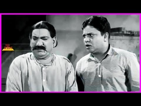 Ramu Telugu Movie Comedy Scene  - Ntr , Jamuna , Pushpalatha video