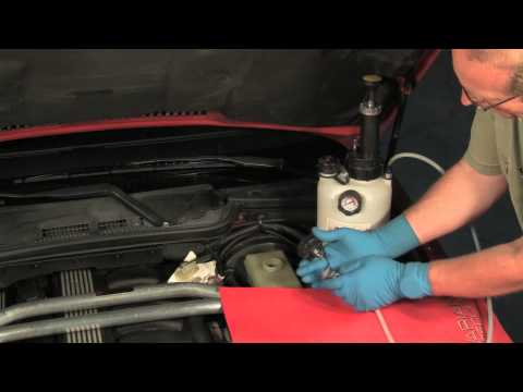 Changing the Brake Fluid in a BMW or MINI