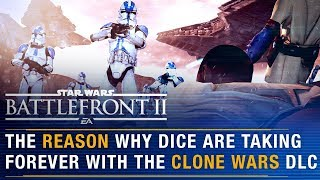 Why DICE Are Taking Forever with New Seasons DLC | Battlefront Update