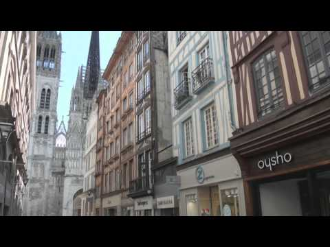 Small Travel Gems: Rouen, France