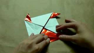Intermediate Origami Dragon