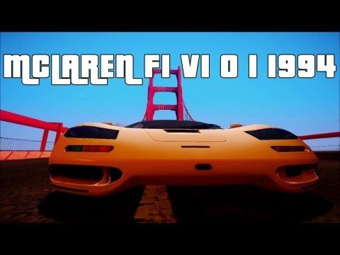 McLaren F1 v1.0.1 1994