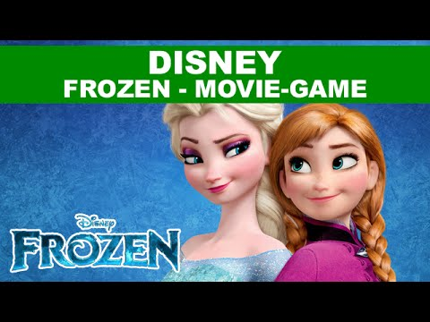 Frozen Full Game Movie 2013 Disney Frozen Double Trouble Game ...