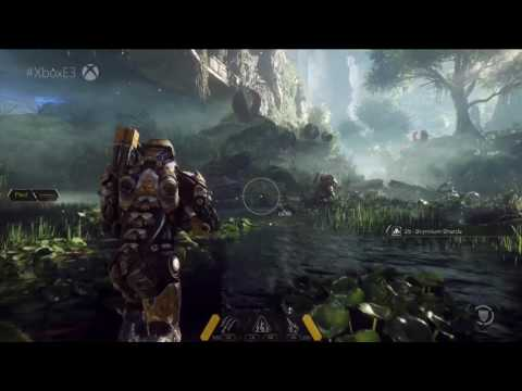 Anthem Gameplay From E3 2017 - New Bioware Game on Xbox One X