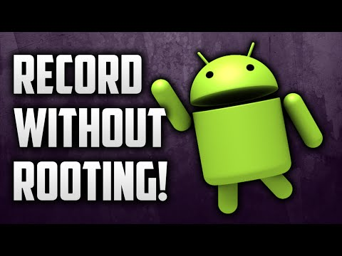 How To Record Your Android Screen Without Root 2015! Android Screen Recorder No Root!
