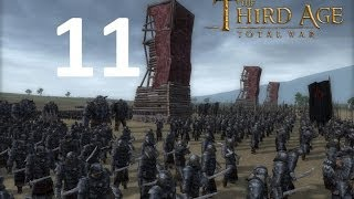 THIRD AGE TOTAL WAR (Mordor) - 11. Минас Тирит