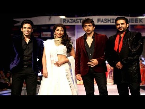 Bollywood Stars At Rajasthan Fashion Week 2013, Jaipur