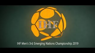 Malta Ireland 1112 Place IHF Emerging Nations Championship 2019