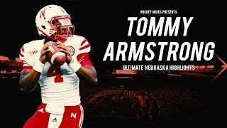 The Most Underrated QB in College Football - Tommy Armstrong Career Nebraska Highlights