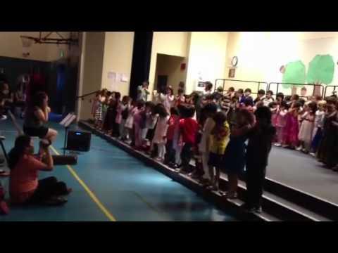 Школьный концерт 3