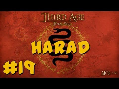 Third Age Total War: Harad Part 19 ~ Closing in on Gondor!