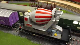 Customized Cement Mixer