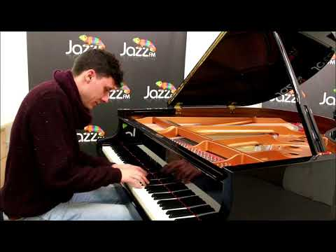 James Beckwith Live Session at Jazz FM MP3