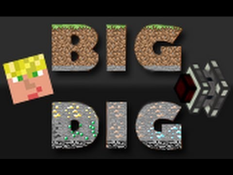 Big Dig Mod Pack Infinite Energy Tutorial
