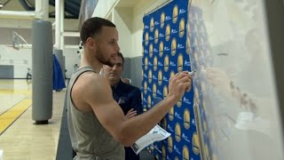 Download Steph Curry Fills Out NCAA Bracket | CampusInsiders 3Gp Mp4