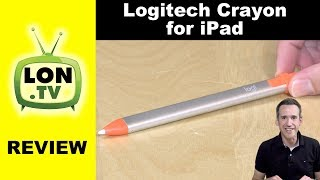 Logitech Crayon Review - The Less Expensive Apple Pencil Alternative for iPad and iPad Pro