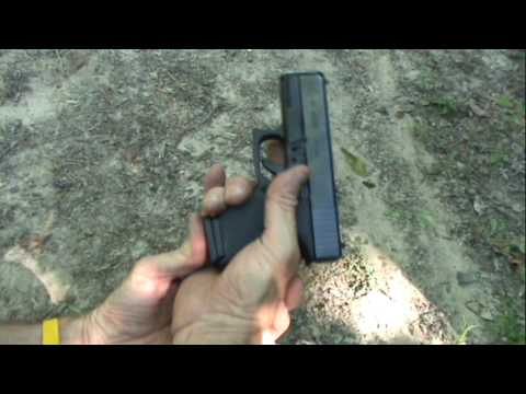 Glock 30 Close- up