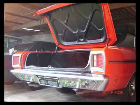Dodge Charger R/T 1975 Video