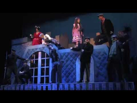 First Look at Mary Poppins | The Landers Theatre