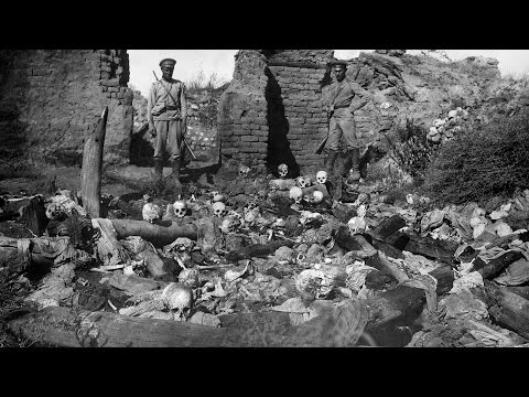 A People Expunged: Marking the 100th Anniversary of Armenian Genocide amid Ongoing Turkish Denials