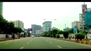 Dhaka City Drive Episodes - Entire Mirpur Road - Nilkhet Dhanmondi Mohammadpur Shyamoli- Dhaka
