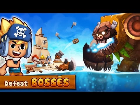 Pirate Power Role Playing Android Gameplay Video