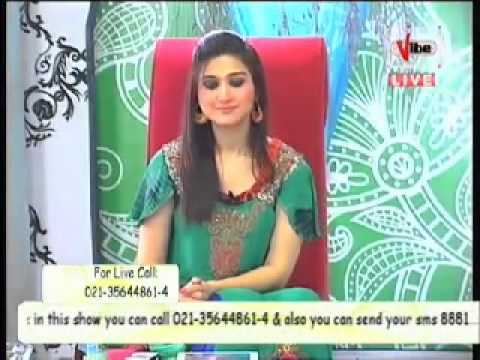 Subha Bakhair Vibe ke Saath 12 09 2012 Part 03