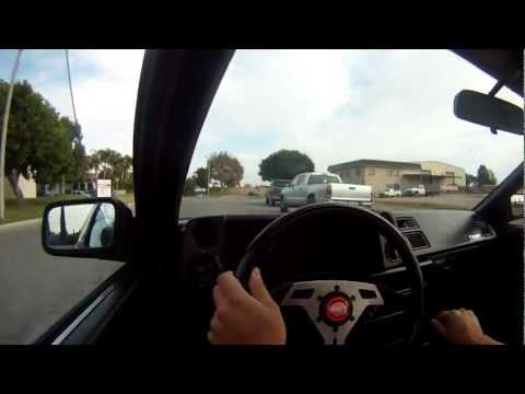 AE86 Street Drift GOPRO HERO