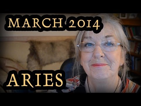 Aries Horoscope for March 2014