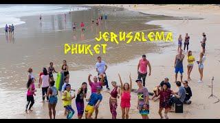 Master KG - Jerusalema [Feat. Nomcebo] - Dance Challenge  Kizomba Phuket