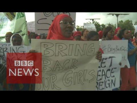 Boko Haram: Chibok girls explained in 90 seconds - BBC News