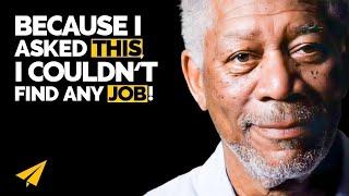 Morgan Freeman's Top 10 Rules For Success