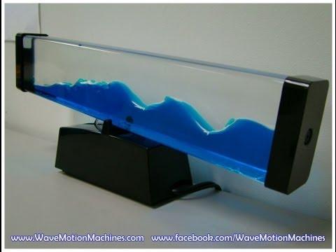 new lava wave motion machine
