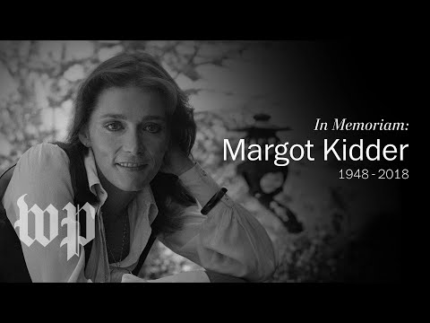 Actress Margot Kidder dies at age 69