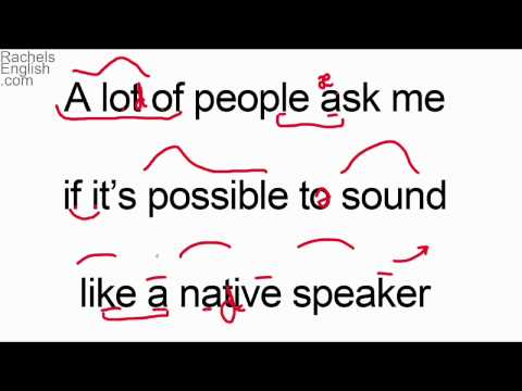 How To Improve Spoken American English - Sound Like A Native Speaker video