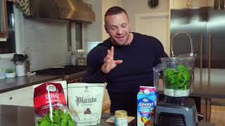 The Most Complete Plant-Based Protein Shake - Complete Recipe!