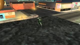 GTA: San Andreas Mega Jump - Saeko792
