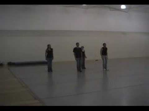 (T1) Warm-Up Choreography by Karen Price