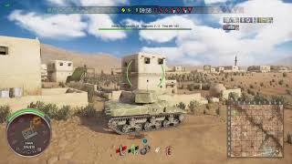 World of Tanks Xbox one Ram II 6 Kills